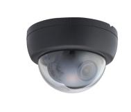 Цветные купольные камеры стандартного разрешения высокой чувствительности