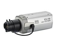Корпусные камеры с функцией день/ночь стандартного разрешения и чувствительности