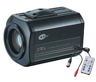 Корпусные камеры со встроенным трансфокатором с функцией день/ночь