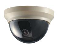 Цветные купольные камеры стандартного разрешения стандартной чувствительности